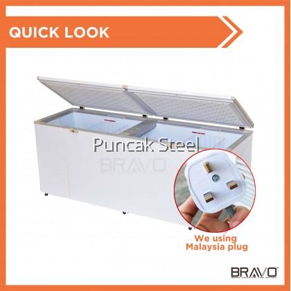 Chest Freezer Top Opening 710 Liter Capacity 2 Door LY750LD