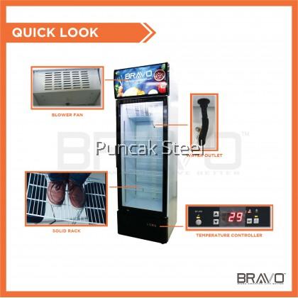 Bravo 1 Door Display Chiller - Cap: 380Liter