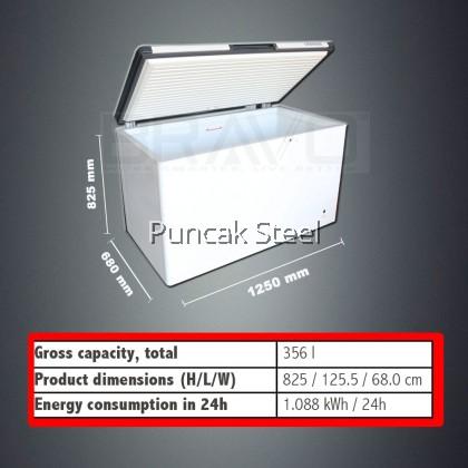 Chest Freezer Top Opening EFL3805