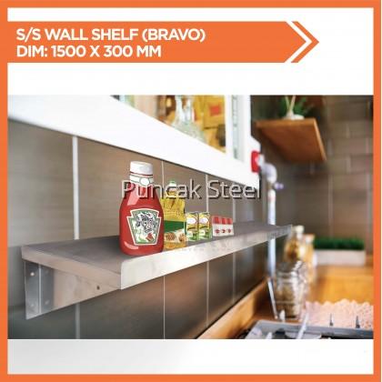 Stainless Steel Wall Shelf Rack Kitchen Dining Oraganizer Holder Storage Multifuntional Bathroom Accessories Condiments Spice Bottle Seasoning